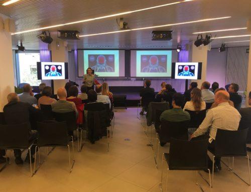 Conferencia en Telefónica: estrésate y enférmate